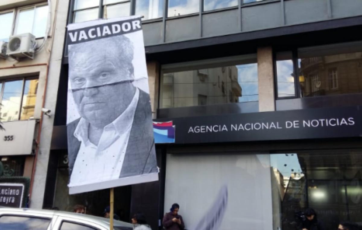 Prensa: mientras Macri habla de libertad de expresión, ya suman 500 los despidos en CABA