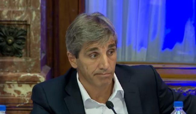 Sorpresa: Caputo vendió las Lebac y se pasó a dólares justo antes de la devaluación