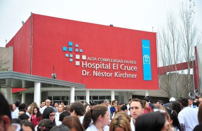 Alerta por el vaciamiento del Hospital El Cruce de Florencio Varela