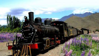 La Trochita: un viaje al pasado