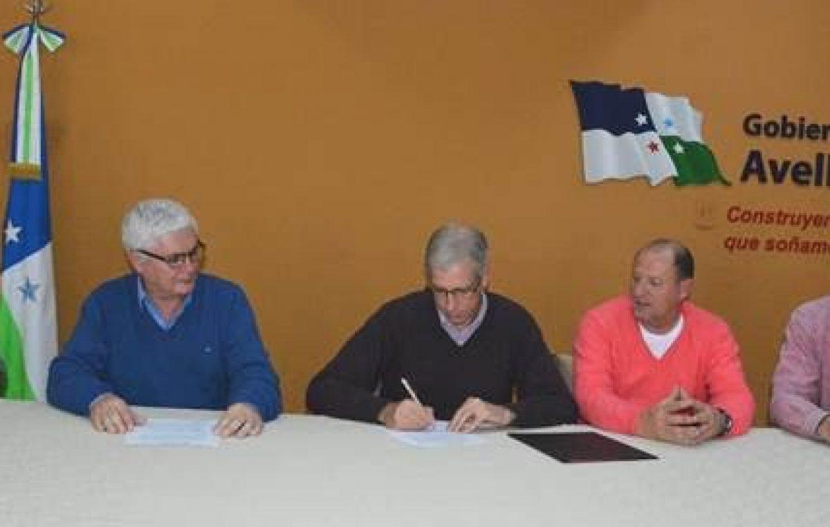 Avellaneda se suma a la Red Argentina de Municipios frente al cambio climático