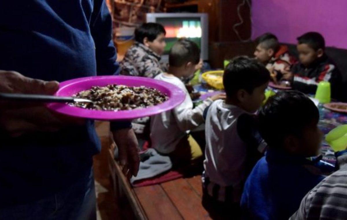 Los pedidos de ayuda social en Córdoba crecieron 20 por ciento