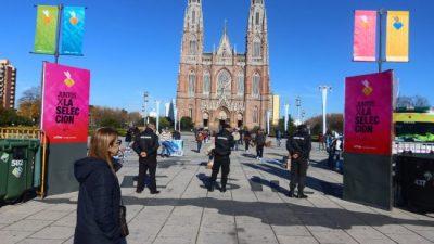 Mundial para pocos: denuncian discriminación en La Plata para ver a la Selección