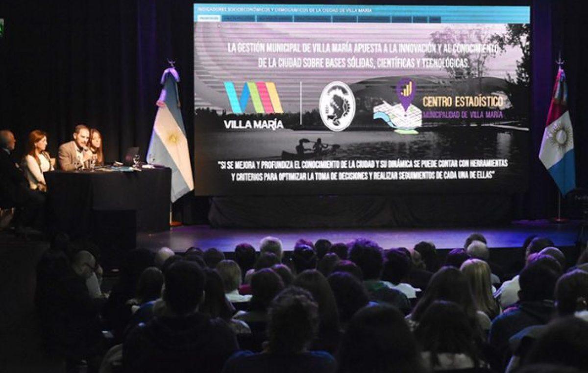 Villa María tiene 7.259 habitantes más que en el último censo