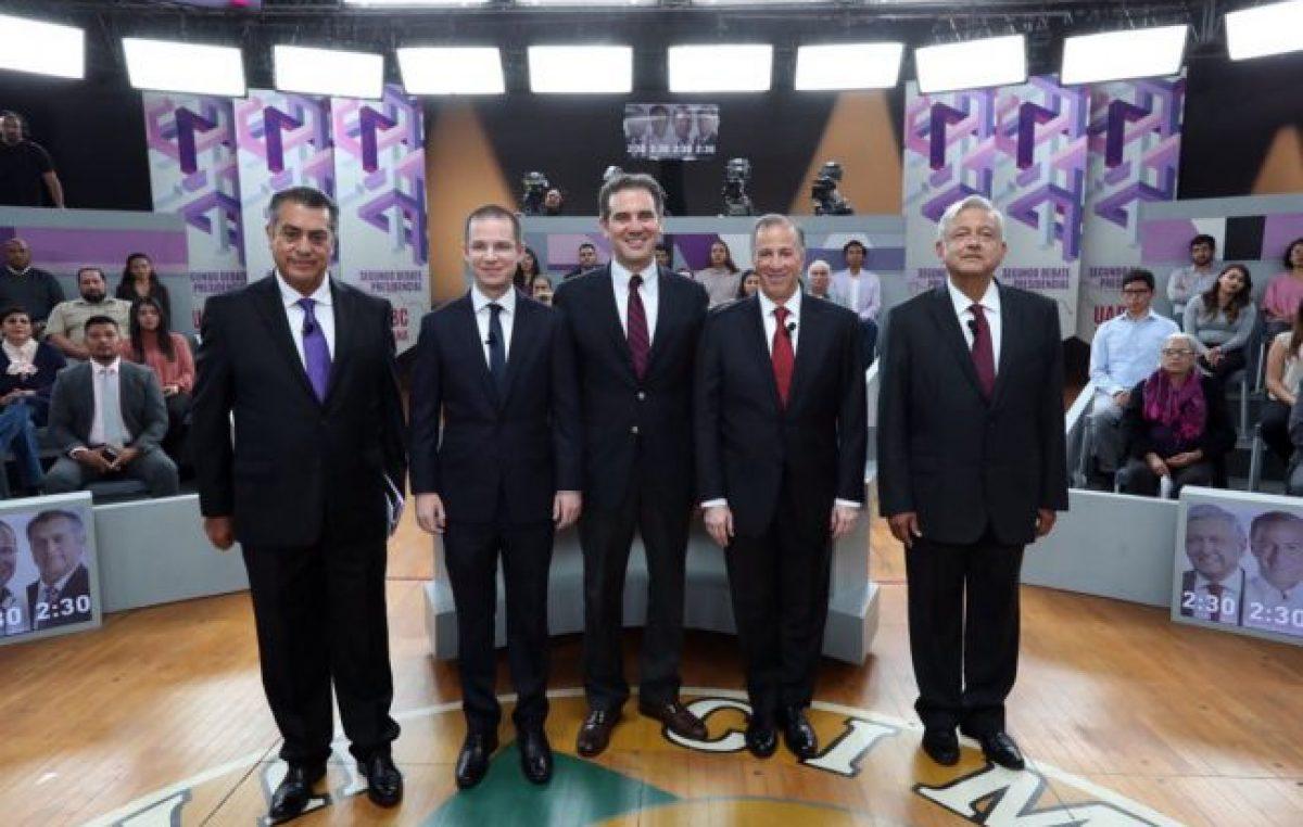 Un debate en México para ver de nuevo