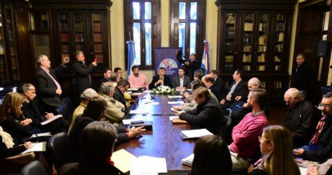 Habrá una reunión con 57 juntas de gobierno entrerrianas para discutir la Ley de Comunas
