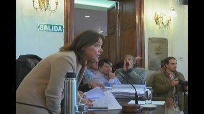 La Viceintendenta de Paraná denunció penalmente al Secretario de Medios del Municipio