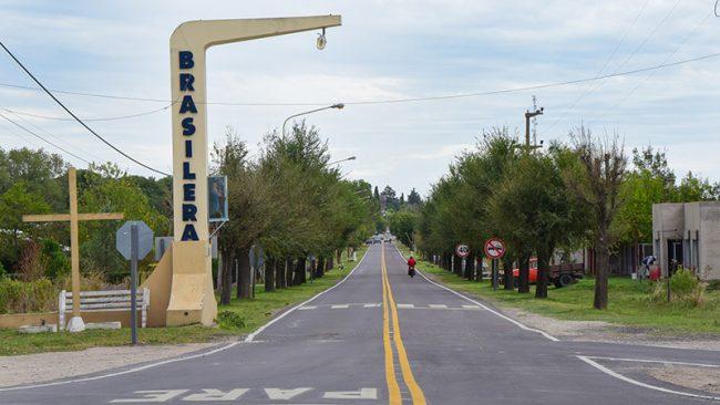 Aldea Brasilera será municipio