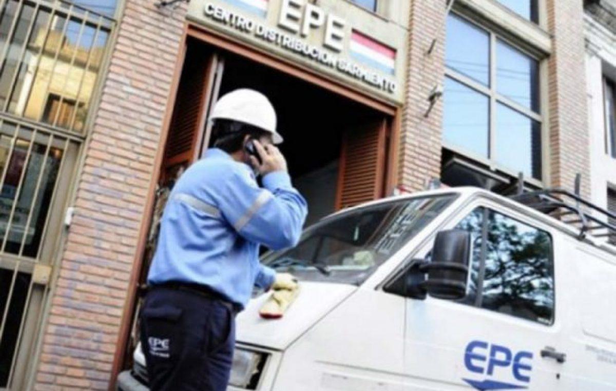El intendente de Santa fe impugnó las boletas de la EPE y emitió el pago según sus cálculos
