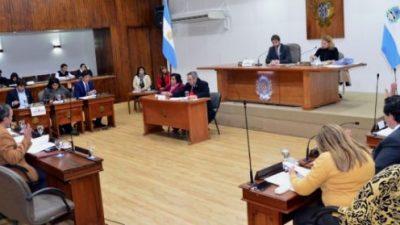 San Juan: someterán a evaluación de los sindicatos el nuevo estatuto del empleado municipal