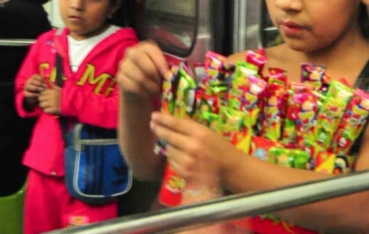 Afirman que aumentó la cantidad de chicos vendiendo en las calles de San Juan