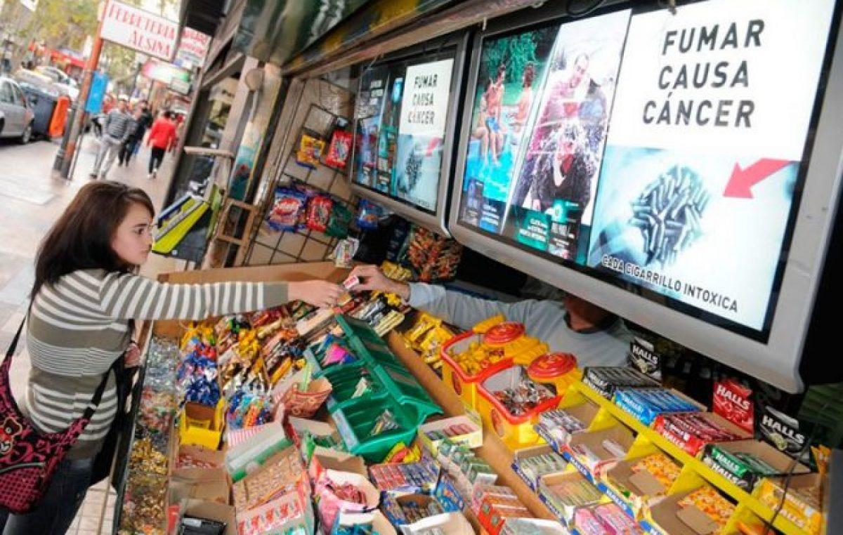Los kioscos santafesinos atraviesan una situación más que crítica