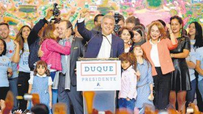 Colombia: La derecha que apuesta a la guerra ganó el ballottage