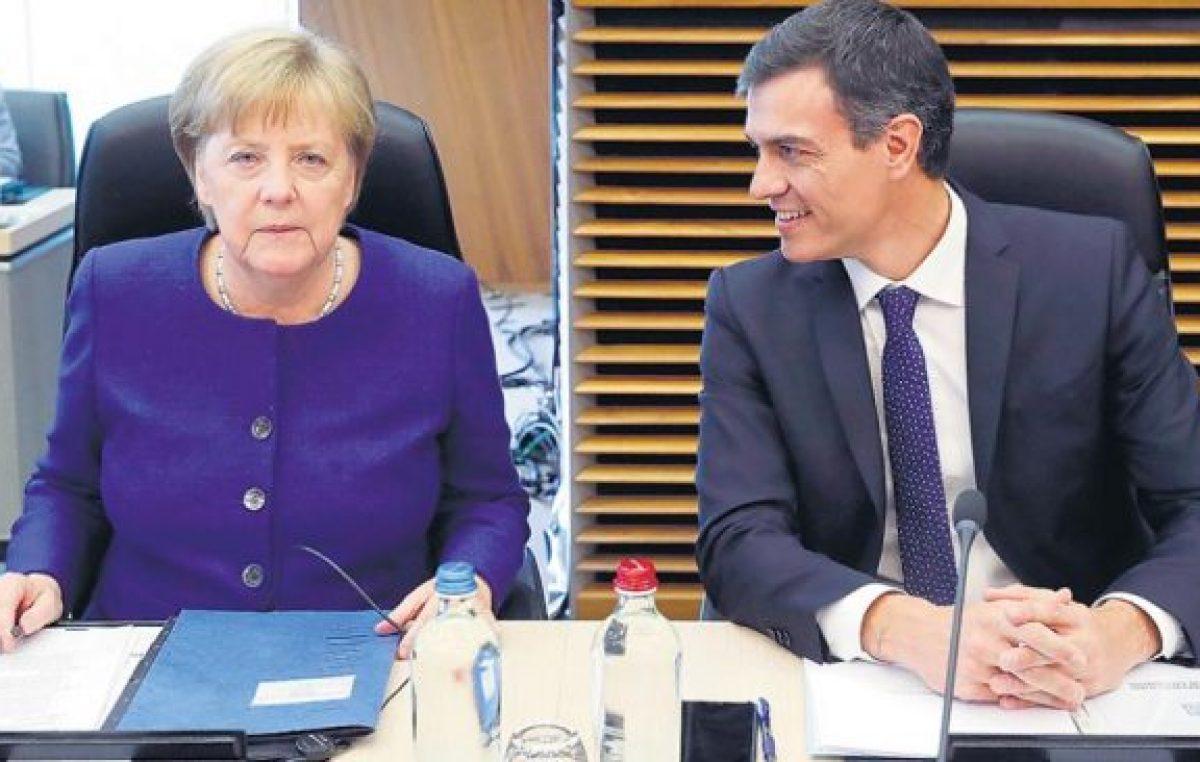 Europeos, divididos y blindados