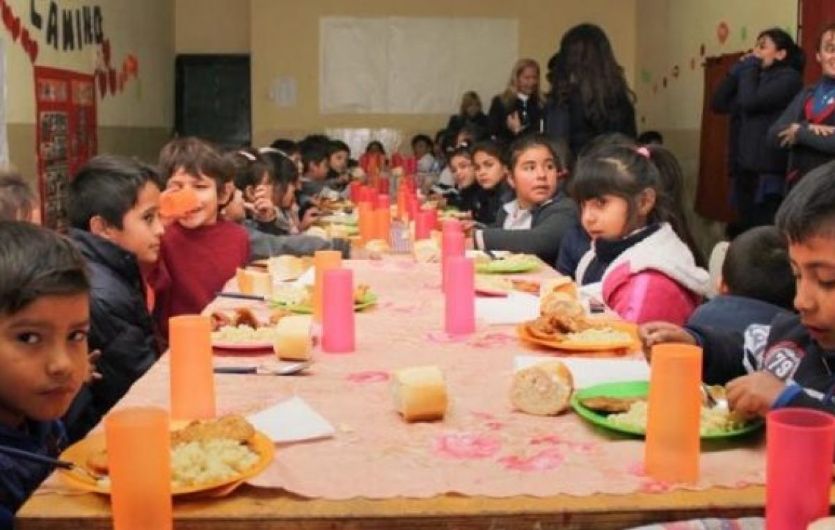 La Provincia de Tucumán asiste a 864 comedores