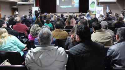 Se realizó la primera reunión para debatir la Ley de Comunas entrerrianas