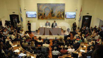 """Corral pidió que la cuestión de los """"trapitos"""" se debata en el Concejo"""