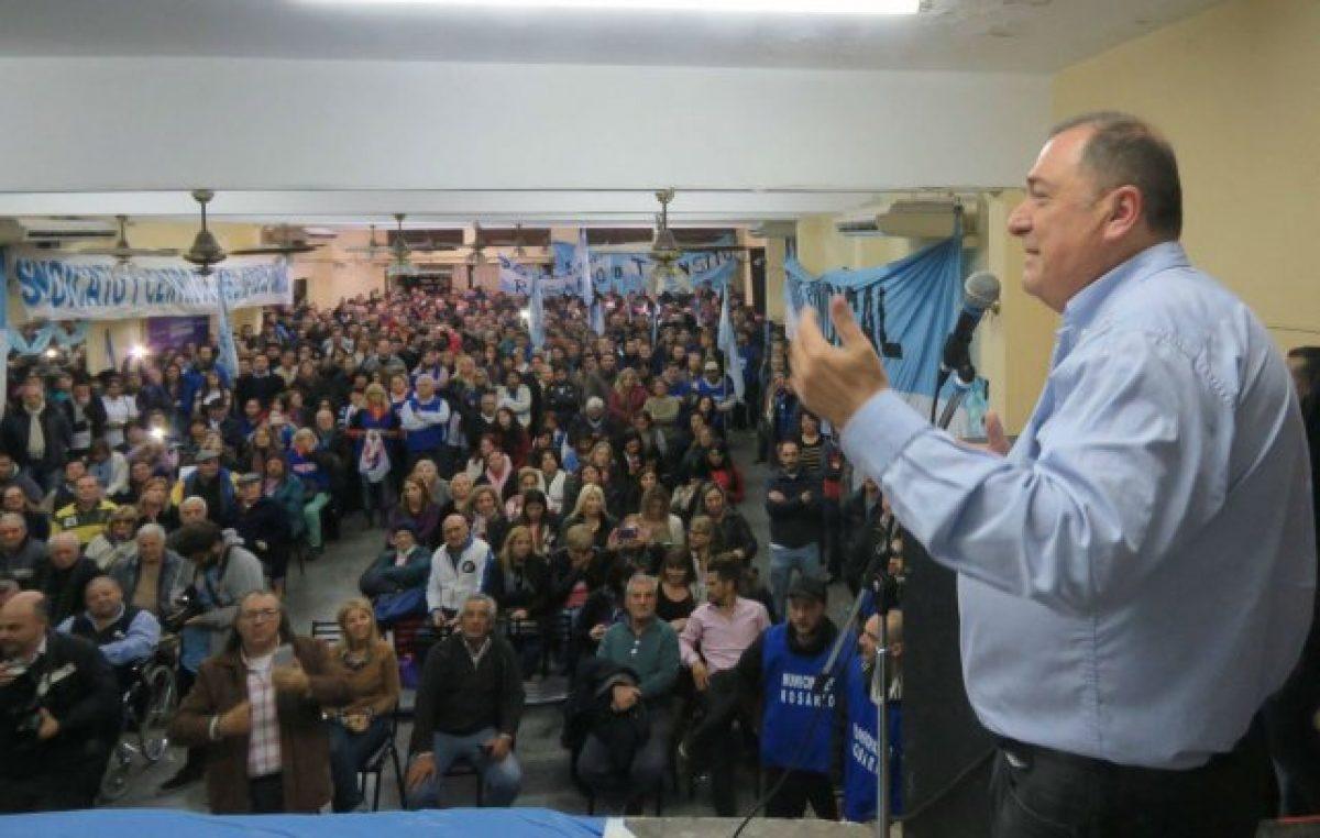 Rosario: Ratner llamó a la unidad de los municipales tras criticar a la oposición