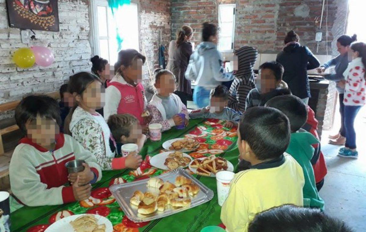 Santa Fe: Barranquitas Oeste cuenta con el primer merendero de fin de semana
