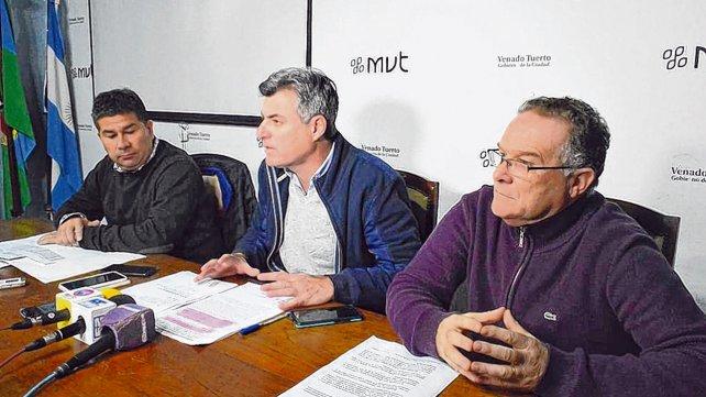 Anunciaron en Venado medidas para racionalizar recursos del municipio
