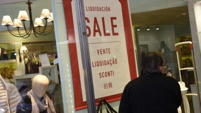 Apuran la liquidación de invierno en Rosario para afrontar el próximo stock y las tarifas
