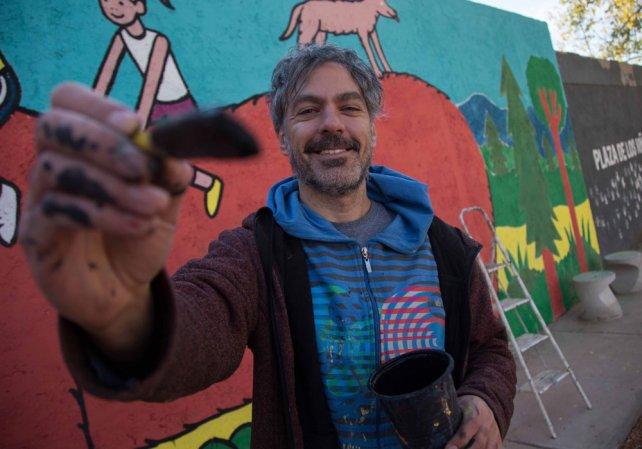 La Muni de Mendoza y sus murales