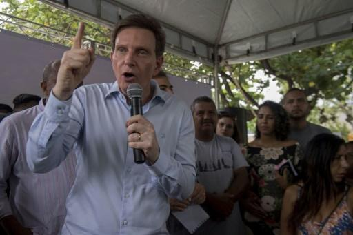 Doble golpe judicial contra el alcalde evangélico de Rio de Janeiro