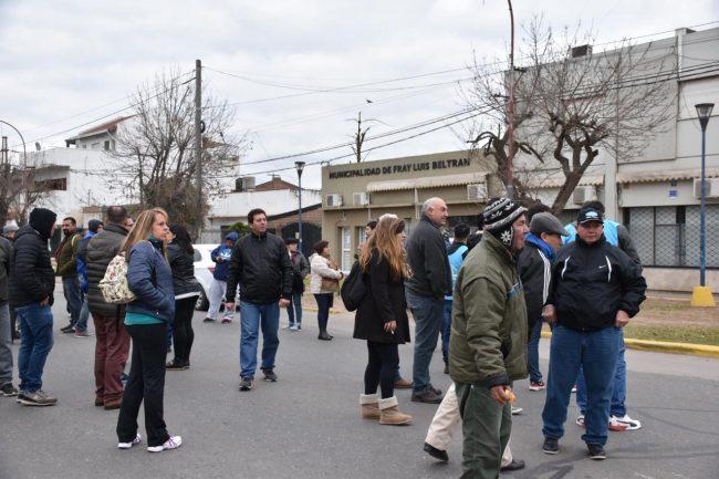 FESTRAM manifiesta su posición frente a suceso ocurrido en Fray Luis Beltrán