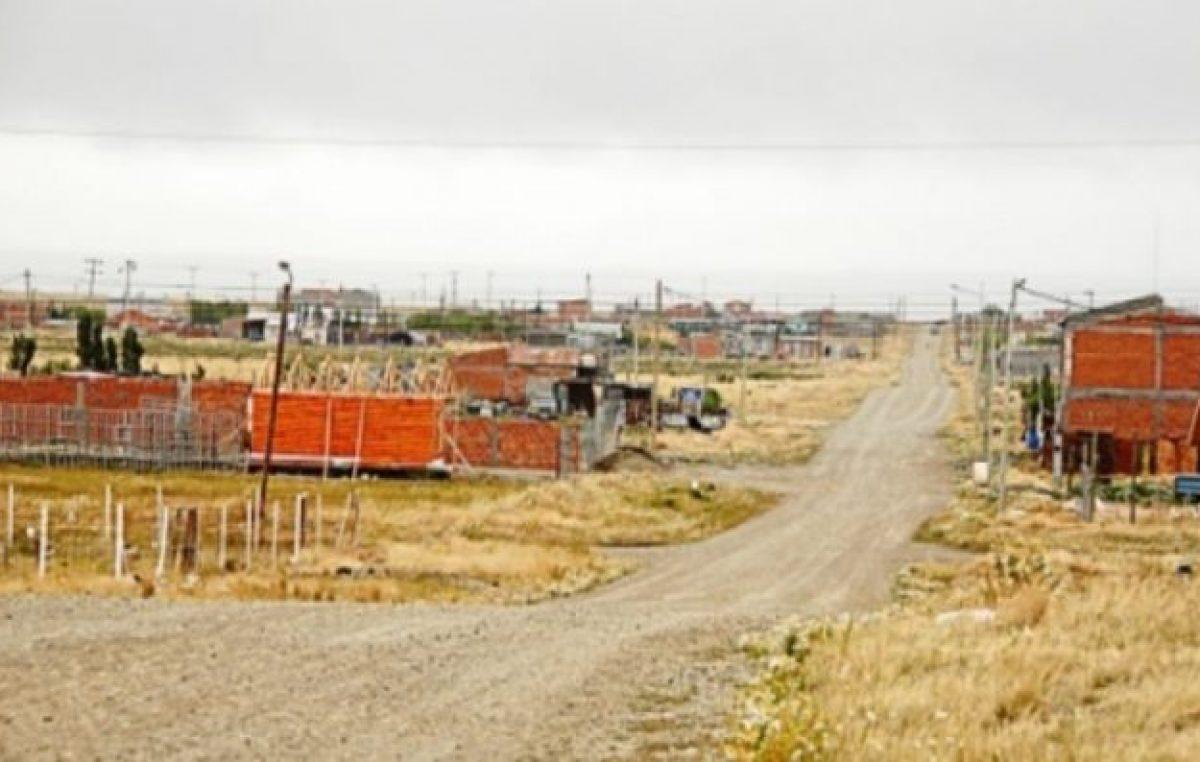"""Río Gallegos: """"La gente ya no puede alquilar y viene con lo puesto"""""""