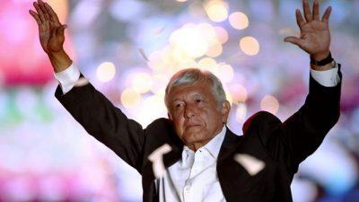 La izquierda mexicana hace historia