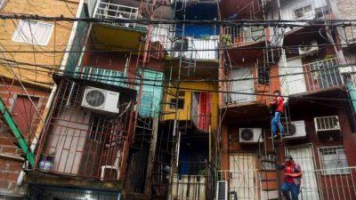 El Congreso dio media sanción al proyecto de ley para la urbanización de villas