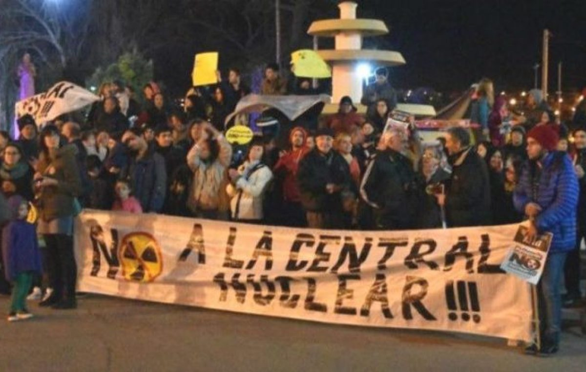 La Procuración de Río Negro dictaminó en contra del Municipio de Sierra Grande por la planta nuclear