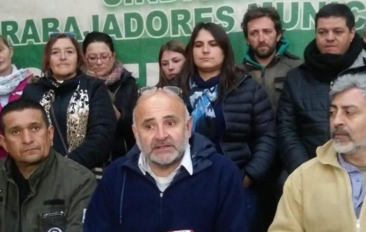 Coronel Suárez: el gremio municipal reclama una suba del 20% y no da por cerrada la paritaria salarial