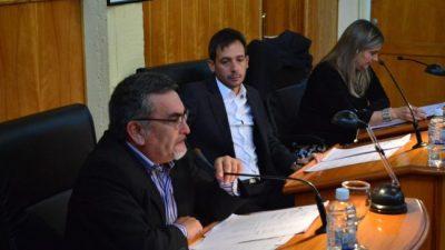 La crisis social de Trelew repercutió en el Concejo