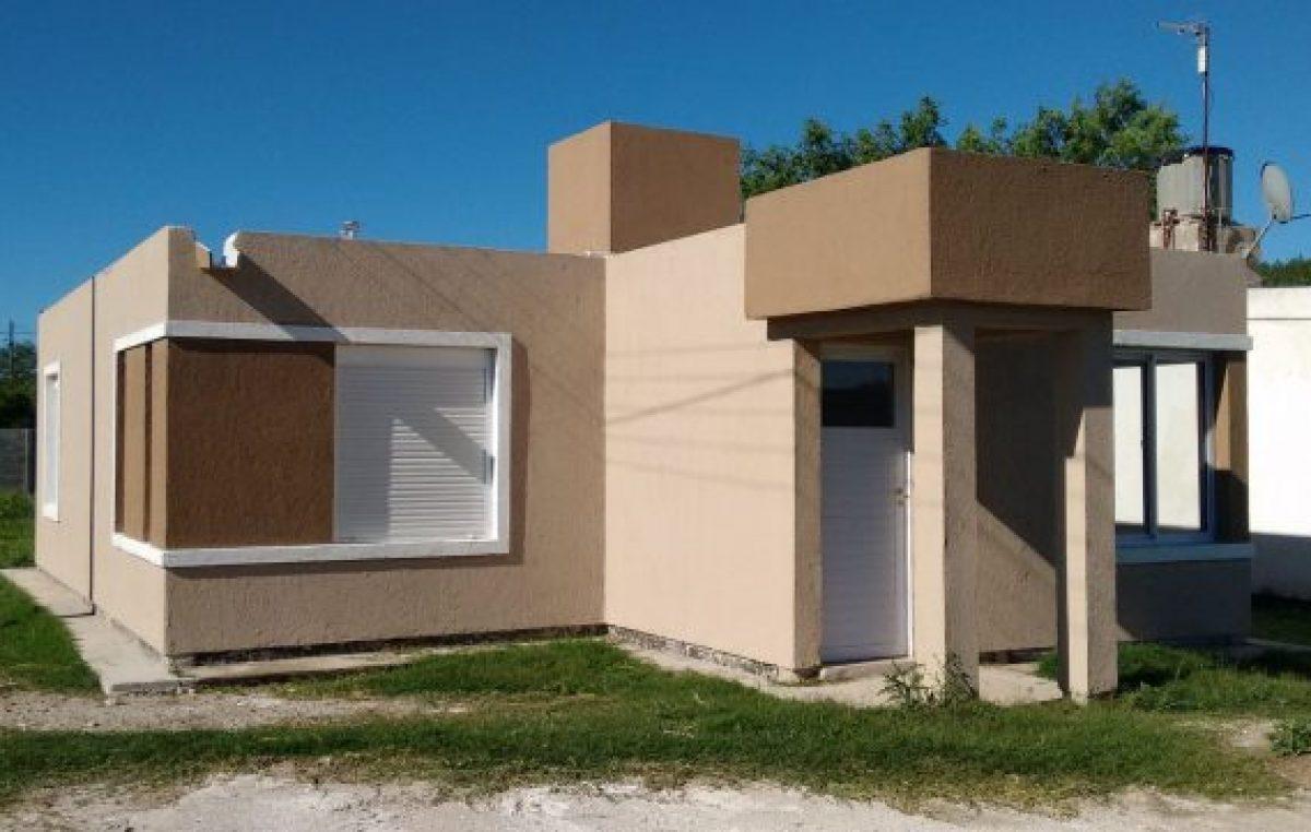 Por el plan municipal, ya 100 familias tienen su casa propia en Berrotarán