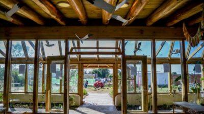 Mar Chiquita: comenzaron las clases en la primera escuela sustentable de Argentina