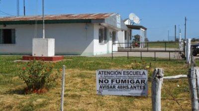 Docentes rurales de Buenos Aires denuncian que las fumigaciones enferman a sus alumnos