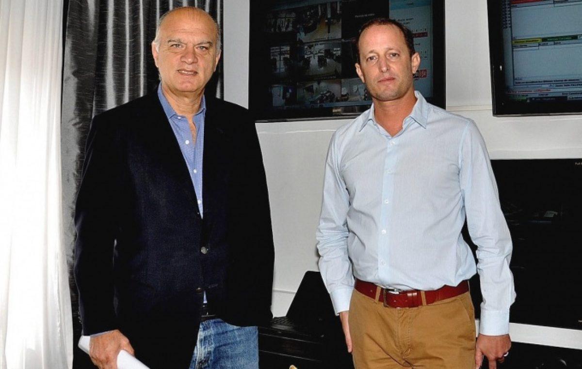 En plena embestida de los gobernadores, Insaurralde y Grindetti salen a pedir la estatización de EDESUR