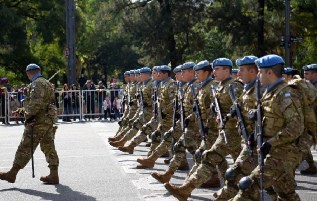 ¿Paro de militares? Por reclamo salarial se suspendió el desfile del 9 de julio