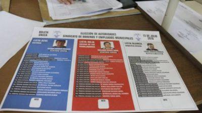 Bariloche: La lista blanca se quedó con las elecciones en Soyem