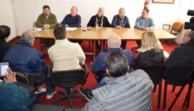 El intendente de Goya anunció aumento salarial para los trabajadores municipales
