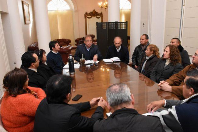 Trabajadores municipales de Corrientes alistan negociaciones salariales para la segunda mitad del año