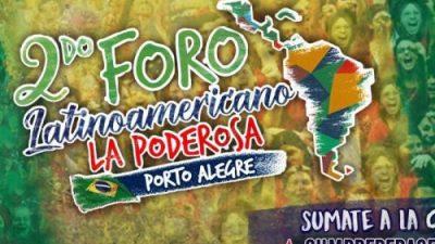 Foro Latinoamericano de organizaciones sociales