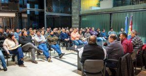 Santa Fe: El Plenario de los Sindicatos de FESTRAM pasó a cuarto intermedio