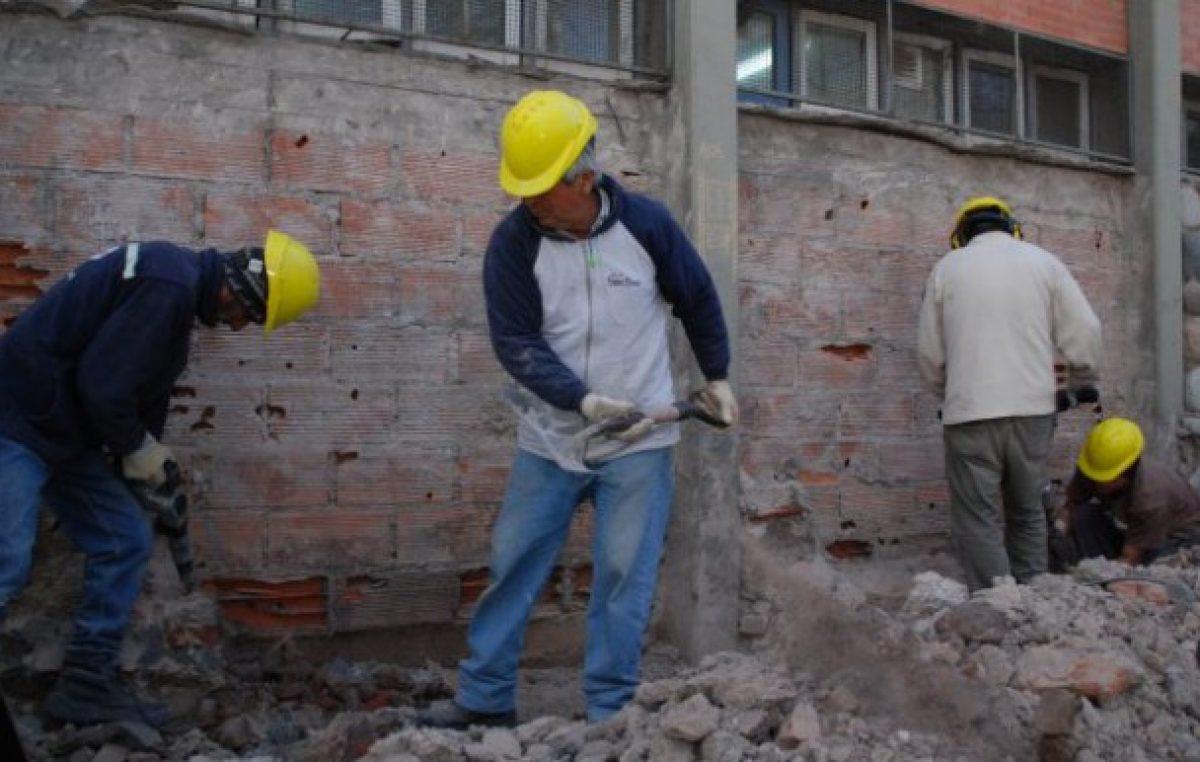 Cuánto destinó el Gobierno para obras escolares en el Gran Mendoza