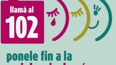 Violencia machista: Bariloche quiere cerrar la línea telefónica local para denuncias