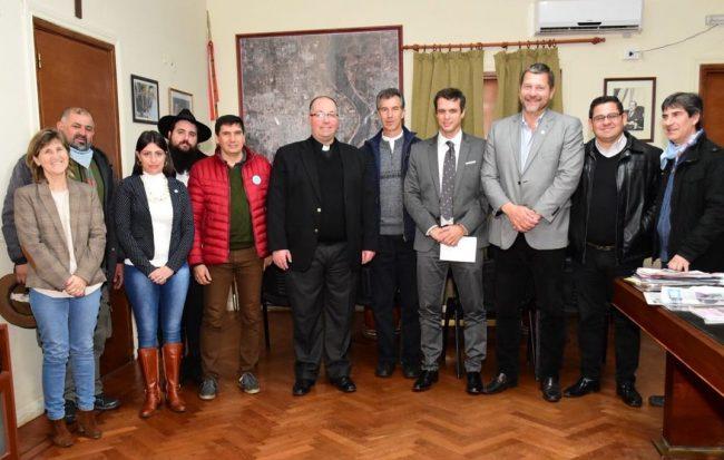 """Concordia será declarada por decreto """"ciudad pro vida"""" tras un fuerte lobby religioso"""