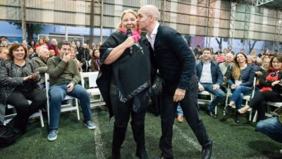 También en la Ciudad: Larreta financió la campaña electoral de Carrió con dinero público