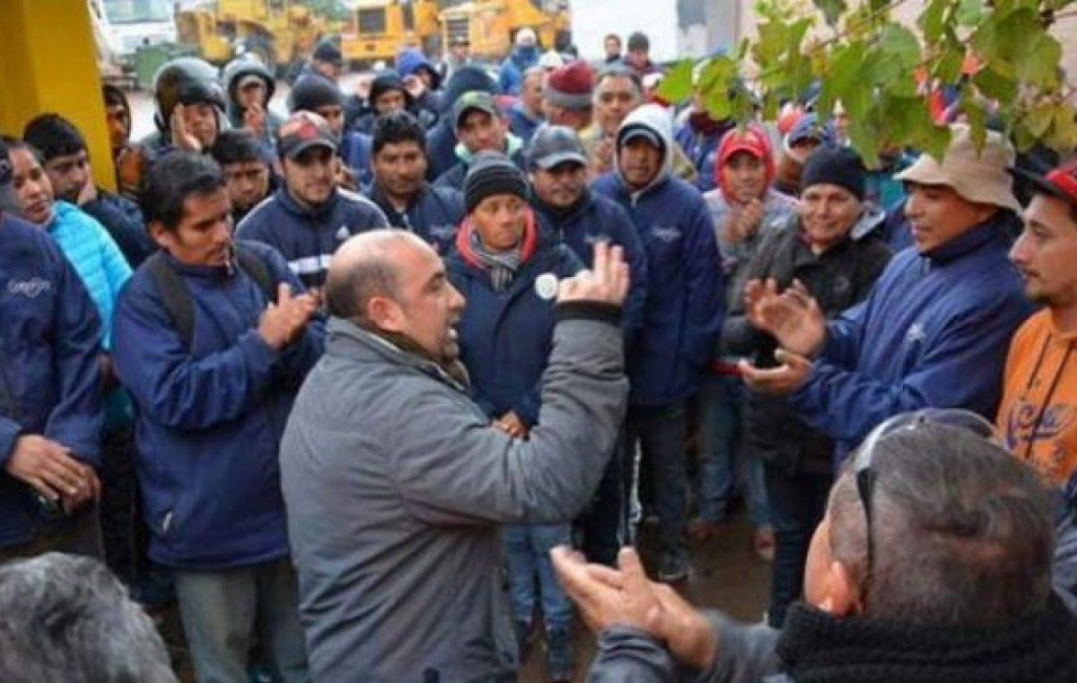 El intendente de La Banda anunció el pago del bono de $ 5.000 a los municipales