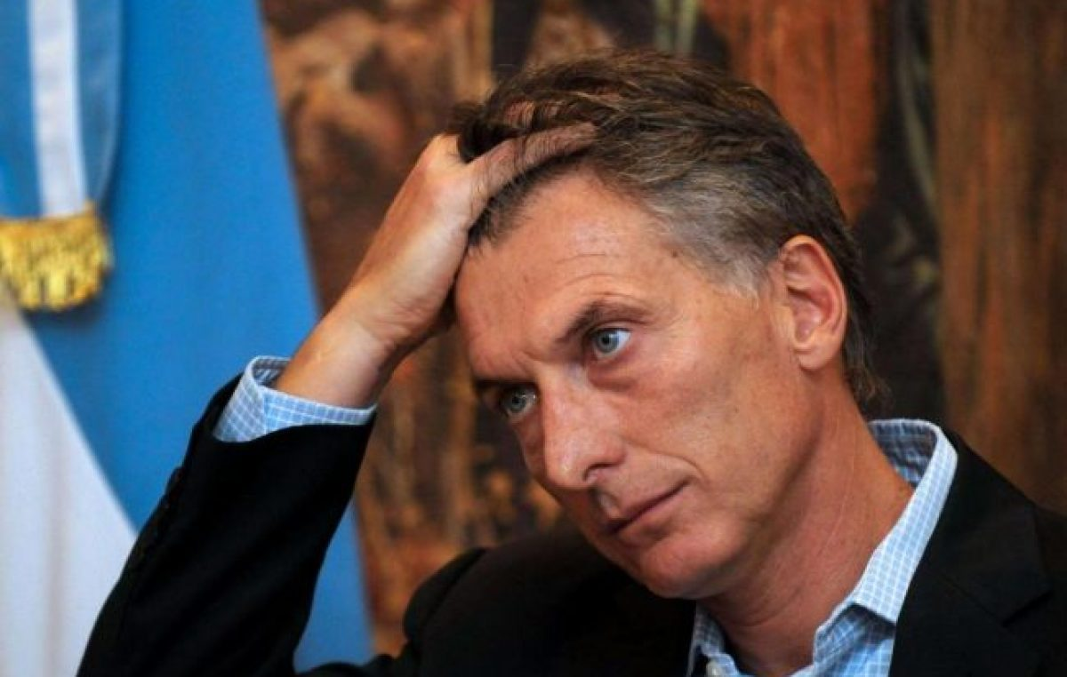 Sin fondo: Macri aumentó la deuda del tesoro un 32% y ya alcanza a los u$s 335 mil millones